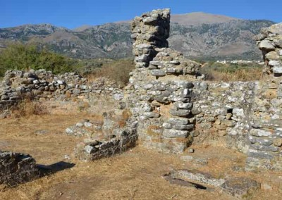 Early Byzantine Basilica at Vizari